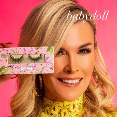 Babydoll -- XXO Tinsley For Winky Lux Lashes