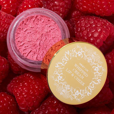 Raspberry Truffle -- Winky Lux Whipped Cream Lip & Cheek