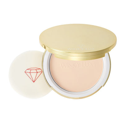Light -- Winky Lux Foundation Light Diamond Powder Foundation