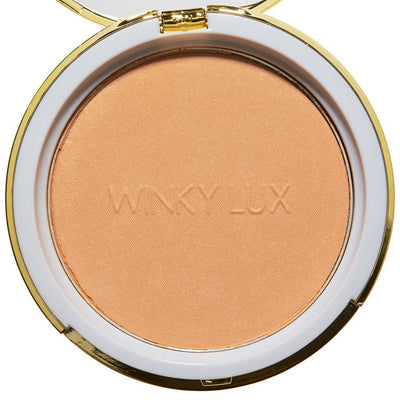 Medium -- Winky Lux Foundation Diamond Powder Foundation