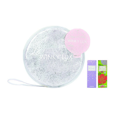 Winky Wonderland Holiday Kit -- Blue Flower Balm & Lavender Confetti Balm