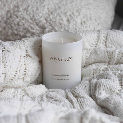Winky Lux Merch Winky Lux + Apotheke Candle in scent Invitation Declined